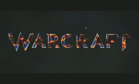Warcraft: Motion Logo Revealed