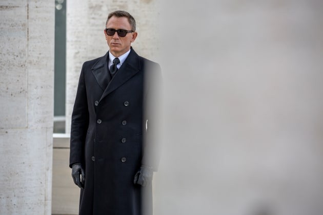 Bond Is Stylish As Ever