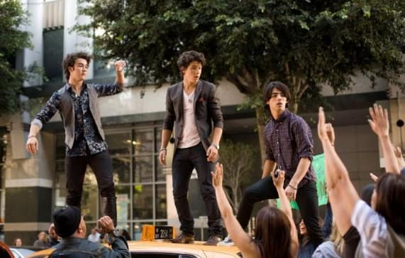 Jonas Brothers in Action