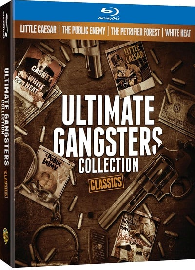 Ultimate Gangster Collection: Classic Blu-Ray