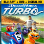 Turbo DVD Review: Animated Snail's Need for Speed