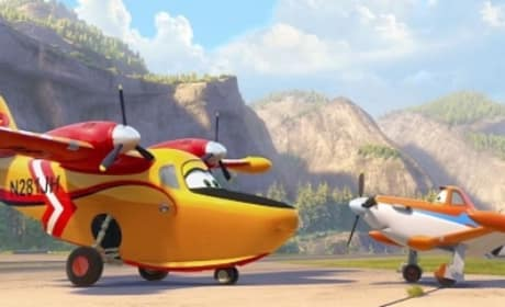 Planes Fire & Rescue Trailer: Thunderstruck!