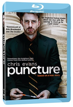 Puncture Blu-Ray