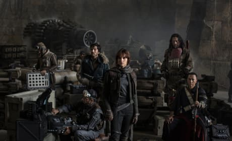 Star Wars: Rogue One First Cast Photo