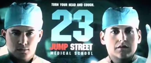 23 Jump Street Logo