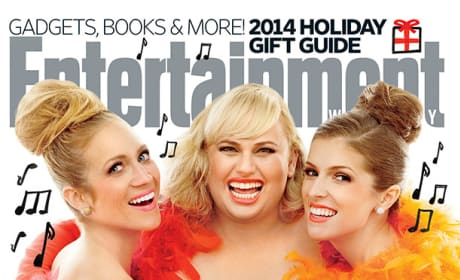 Pitch Perfect 2 Covers Entertainment Weekly: Aca-Awesome!