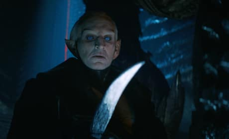 Thor The Dark World Christopher Eccleston as Malekith