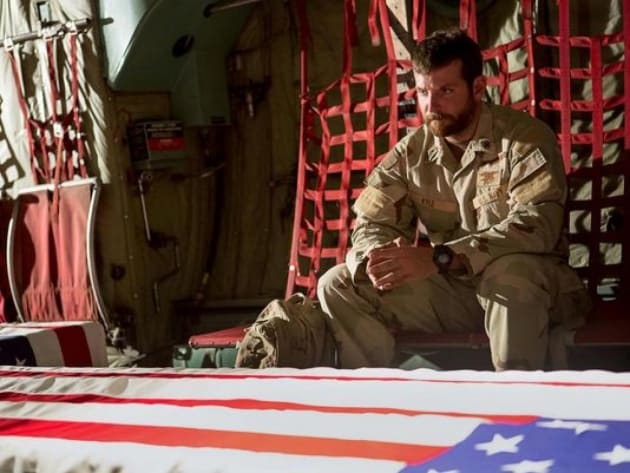 Bradley Cooper is the American Sniper