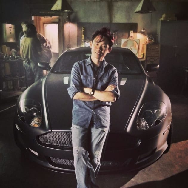 Fast and Furious 7 James Wan