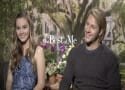 The Best of Me: Luke Bracey & Liana Liberato on Joining Sparks' Cinematic Universe