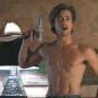 Hunky Brad Pitt as J.D.