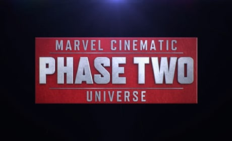 Marvel Phase 2 Concept Art Released: Plus Ant-Man Test Footage!