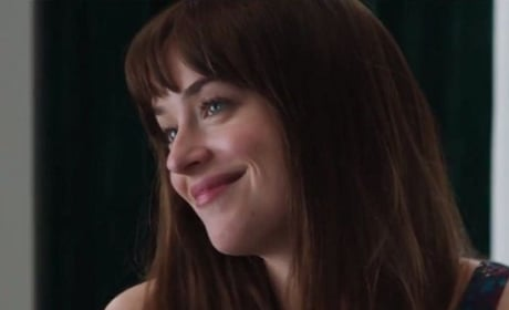 Dakota Johnson Is Anastasia Steele