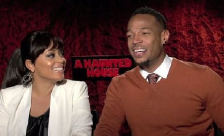 A Haunted House: Marlon Wayans & Essence Atkins Talk State of Spoofs