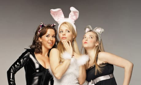 Lacey Chabert Rachel McAdams Amanda Seyfried Mean Girls