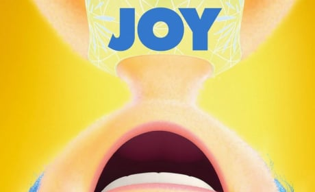 Inside Out Character Posters: Meet Pixar's Joy, Fear, Anger & Disgust!