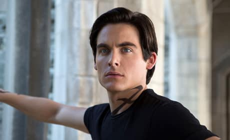 Kevin Zegers The Mortal Instruments: City of Bones