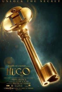 Hugo Cabret 3D Poster