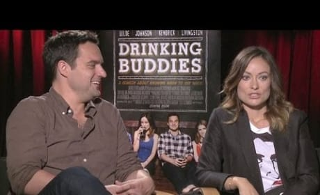 Drinking Buddies Exclusive: Olivia Wilde and Jake Johnson Talk Being Brewery Buds