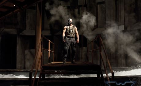 The Dark Knight Rises Still: Bane