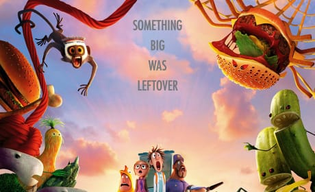 Cloudy with a Chance of Meatballs 2 Trailer: It's No Picnic