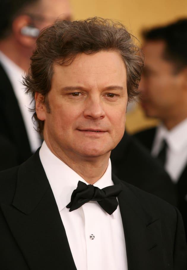 Oscar Nominee Colin Firth
