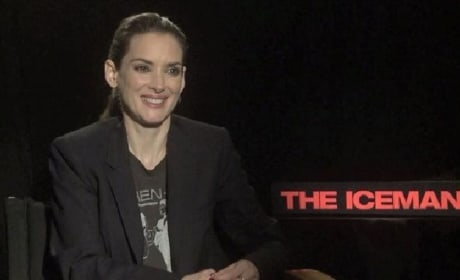 Winona Ryder Exclusive: The Iceman Star Cometh