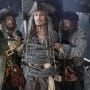 Pirates of the Caribbean: Dead Men Tell No Tales Johnny Depp