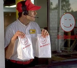 Smile! You're at Mr. Smiley's!