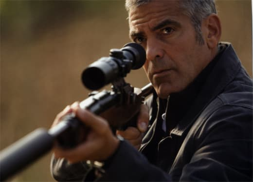 George Clooney is The American