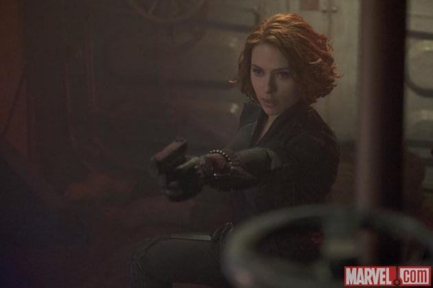 Avengers Age of Ultron Black Widow Scarlett Johansson