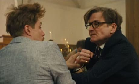 Colin Firth Kingsman: The Secret Service Photo