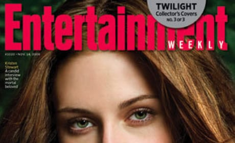 Kristen Stewart Talks Twilight