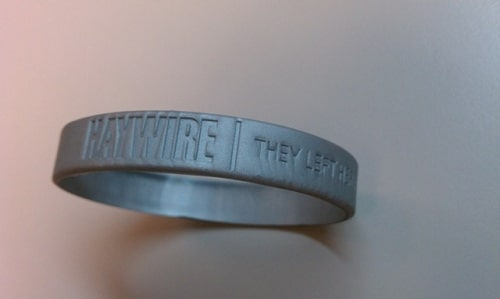 Haywire Prize Pack: Bracelet