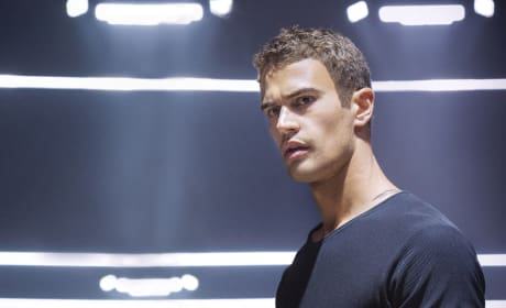 Divergent Still: First Look at Four