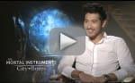 Godfrey Gao Exclusive Mortal Instruments: City of Bones Interview