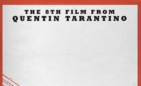 The Hateful Eight Poster: Quentin Tarantino & His Bloody Stagecoach