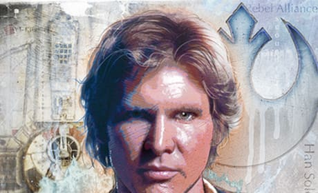 Star Wars Poster: The Scoundrel