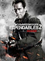The Expendables 2 Character Poster: Schwarzenegger