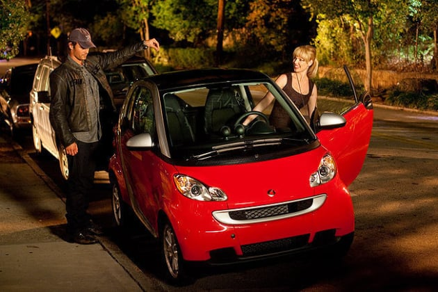 Get in the Smart Car