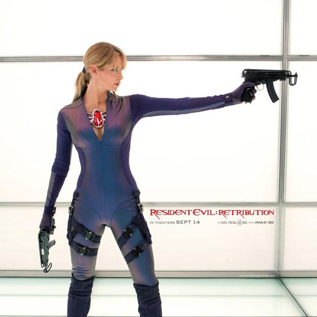 Sienna Guillory Resident Evil: Retribution