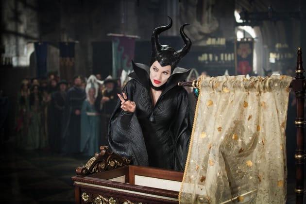 Maleficent Angelina Jolie Photo