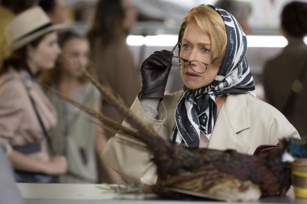 Helen Mirren in The Hundred Foot Journey