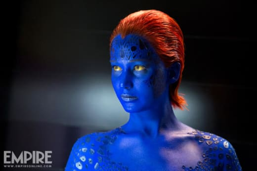 X-Men Days of Future Past Jennifer Lawrence