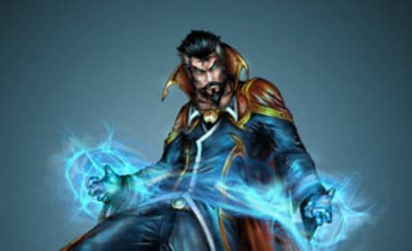 Who Should Play Dr. Strange?