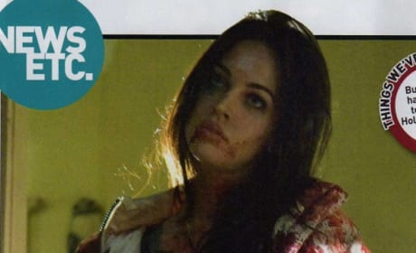 New, Scanned Images from Jennifer's Body