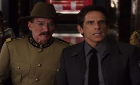 Night at the Museum Secret of the Tomb Trailer: We're in a Bit of Trouble