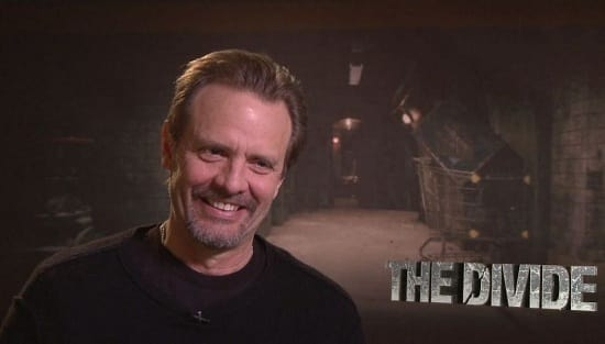 Michael Biehn Exclusive Interview for The Divide