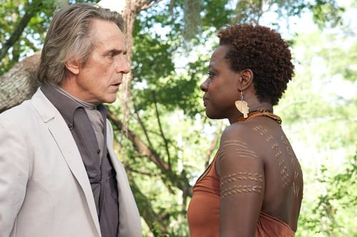 Jeremy Irons Viola Davis Beautiful Creatures