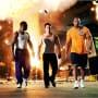 Pain and Gain Stars Mark Wahlberg Dwayne Johnson Anthony Mackie